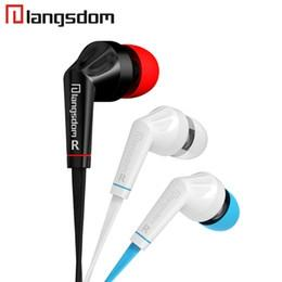 China Wholesale langsdom earphones jd88 Factory Supplier Cheap Price Distributor